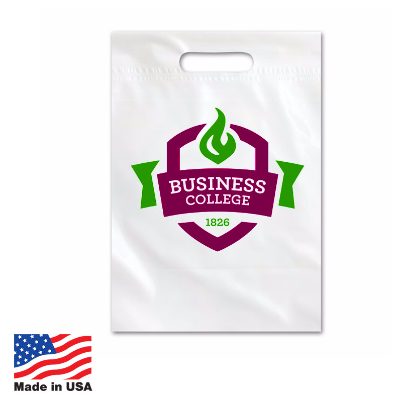 Custom Handle Bags Made In USA