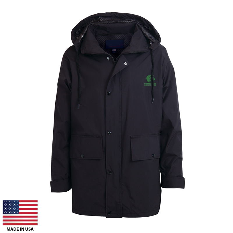Custom Rain Coats Made In USA