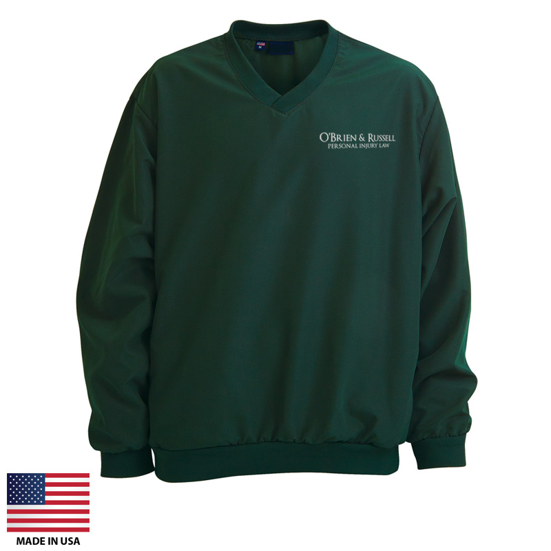 Custom Windshirts Made In USA