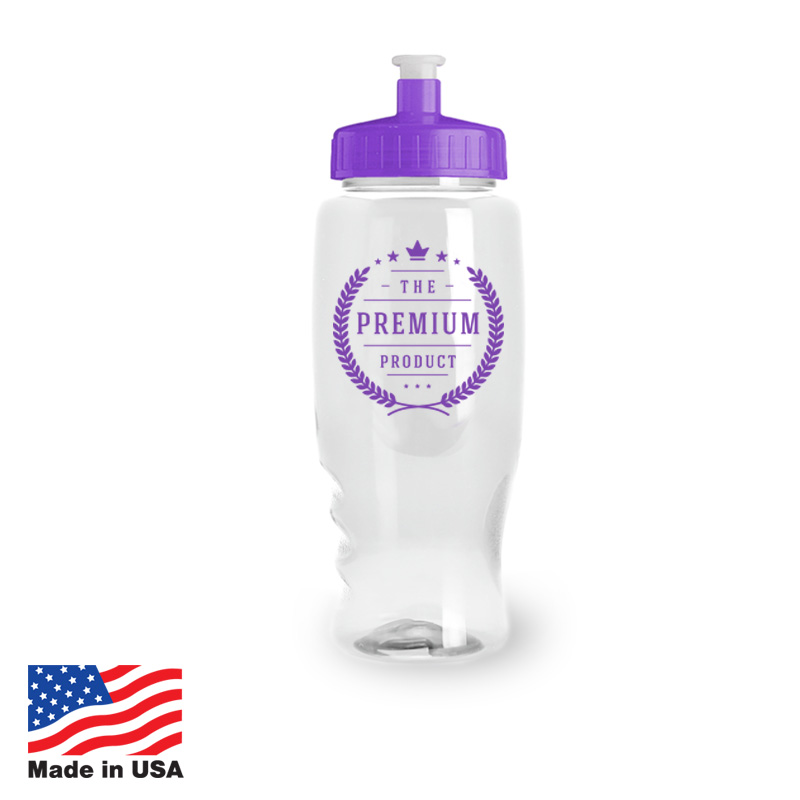 Custom Water Bottles Made In USA