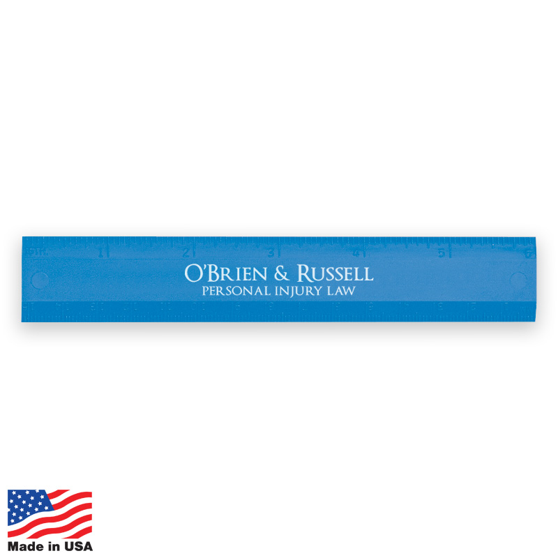 Custom Plastic Rulers Made In USA