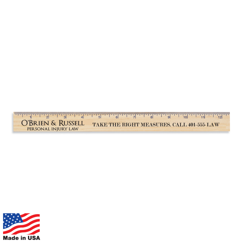 Custom Rulers Made In USA