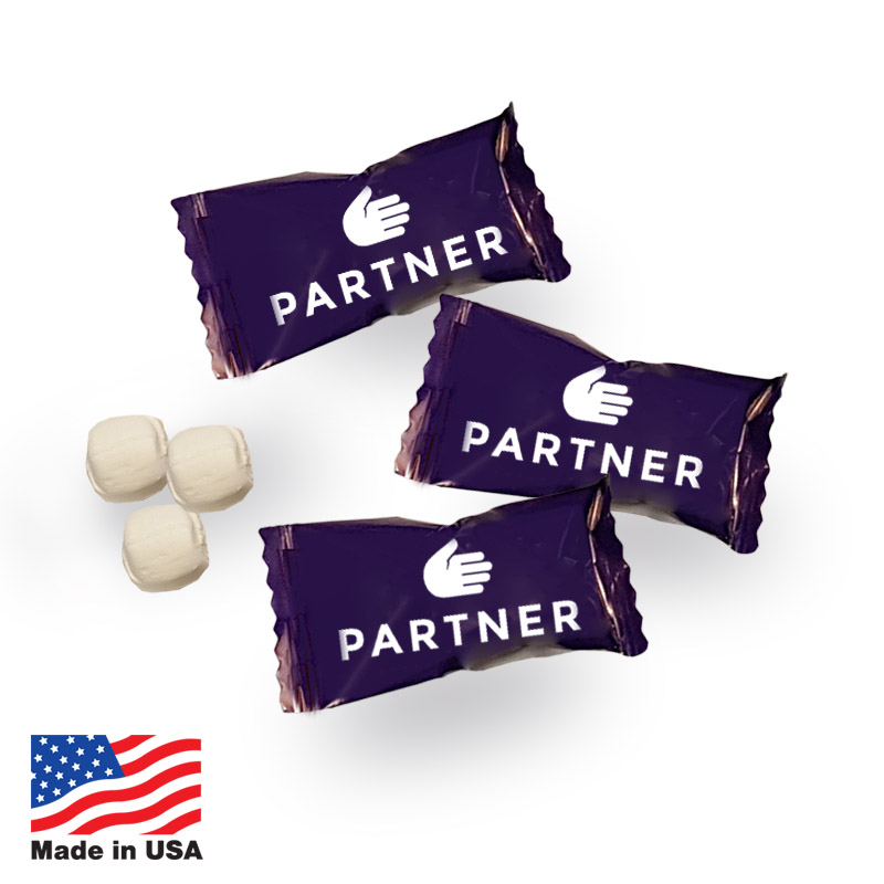Promotional  Buttermint Candy Made In USA