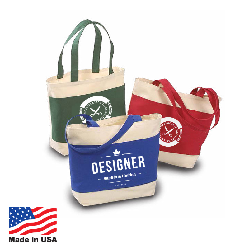 Custom Totes Made In USA