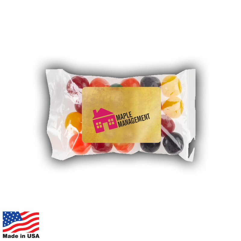 USA Promotional 3x5 Sealed Candy Bags