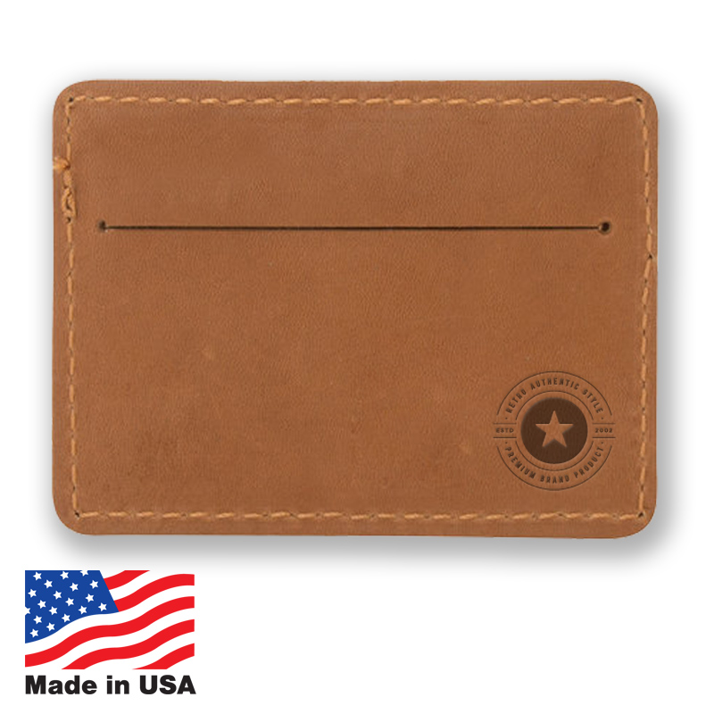 Custom Wallets Made In USA