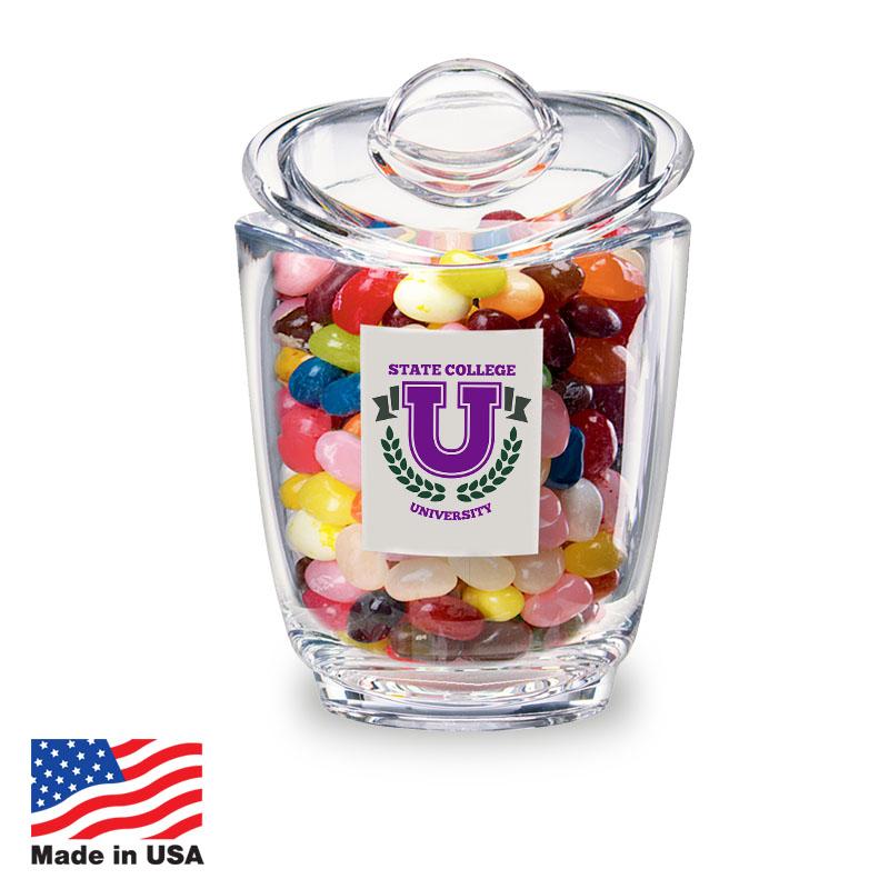Candy Jars, 14oz Apothecary USA 14oz Apothecary Candy Jars,USA Promotional 14oz Apothecary Candy Jars,USA Imprinted 14oz Apothecary Candy Jars,USA Custom 14oz Apothecary Candy Jars