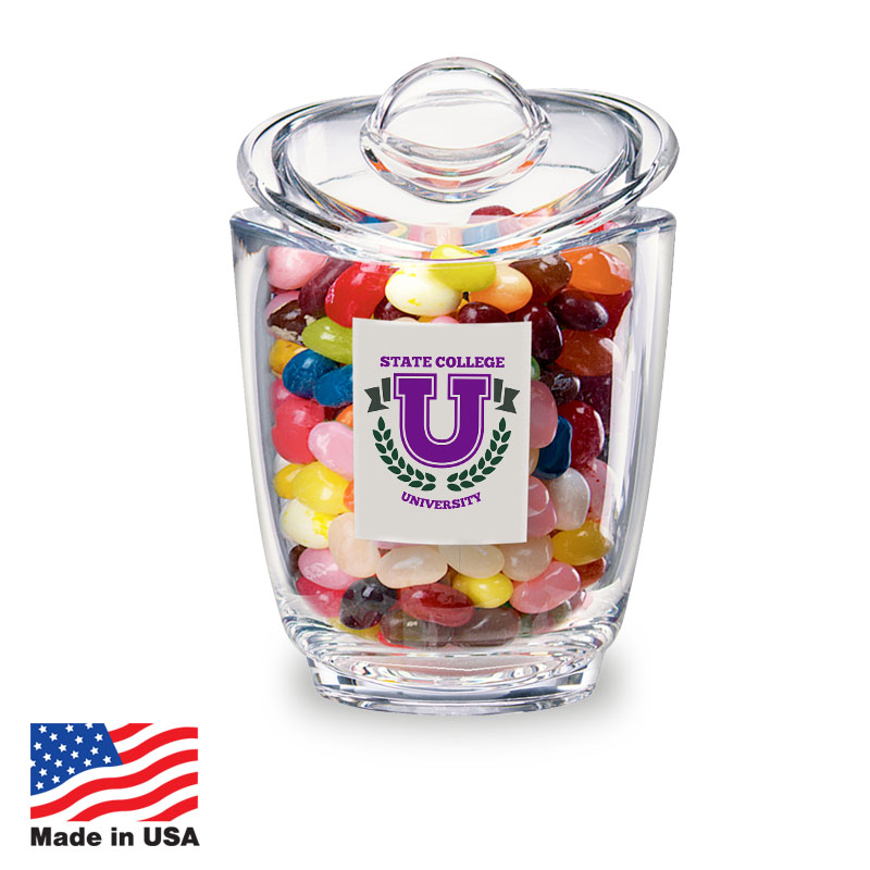 Custom Candy Jars Made In USA