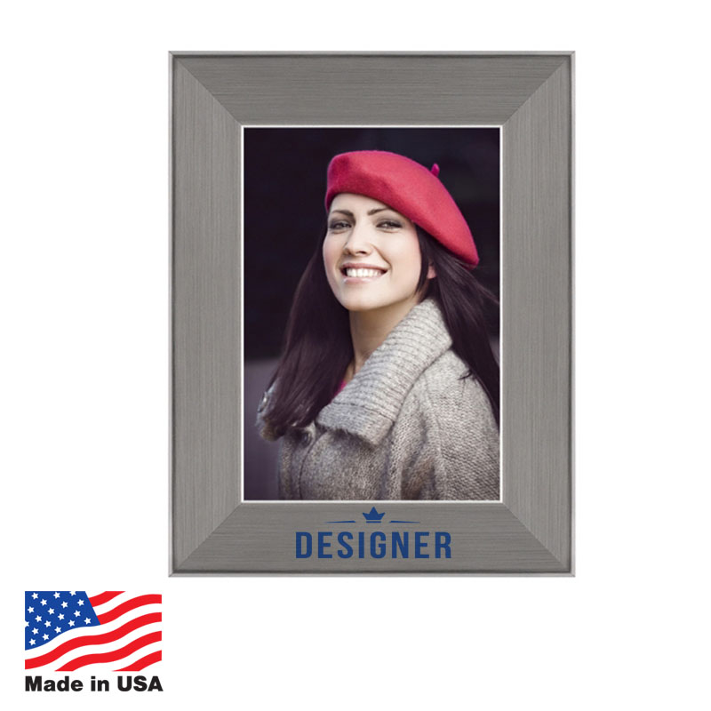 USA Promotional 5x7 Stainless Steel Frames