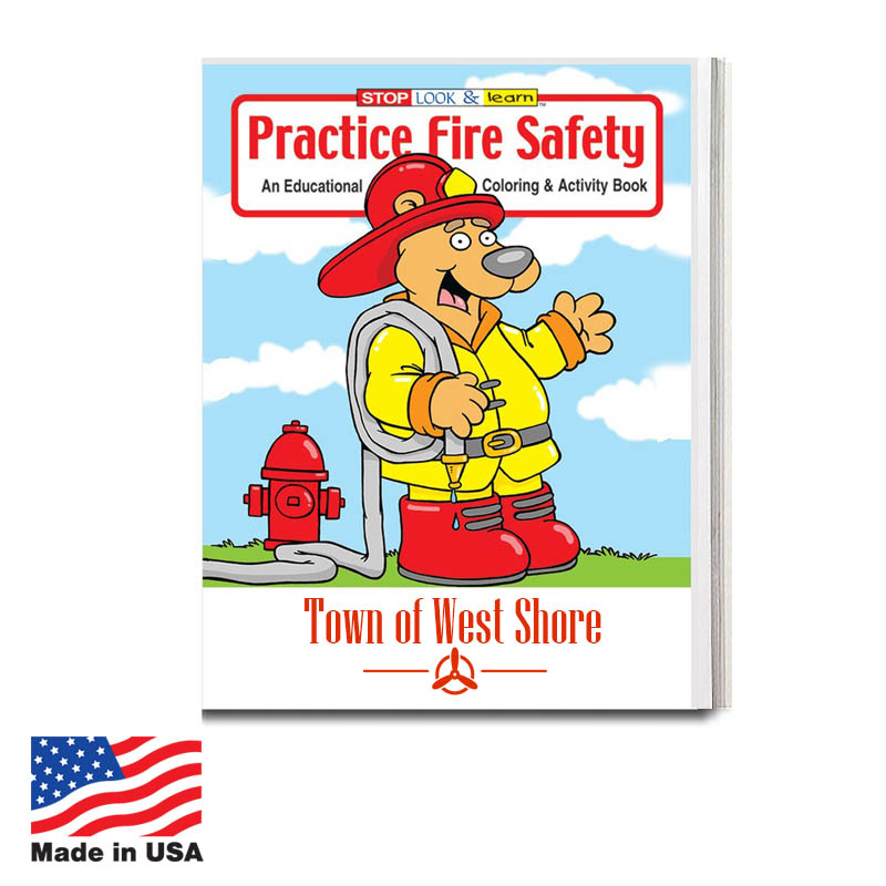 Custom Coloring Books Made In USA