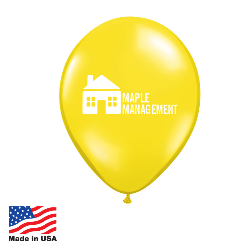 Custom Balloons Made In USA