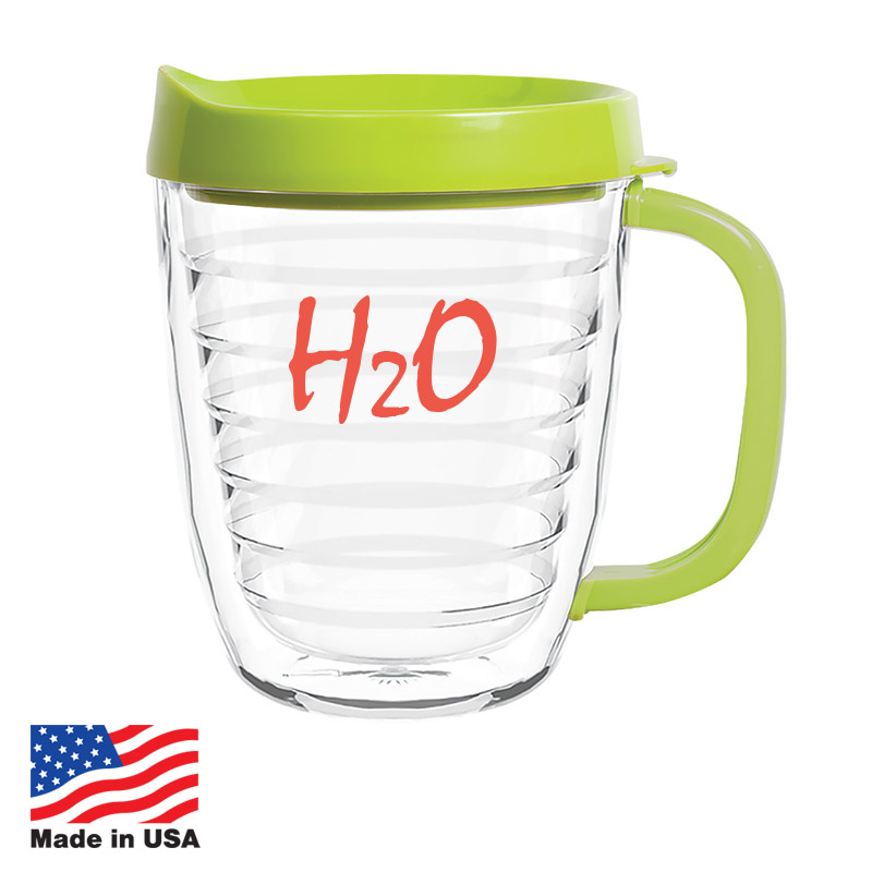 Custom Mugs with Lids Made In USA