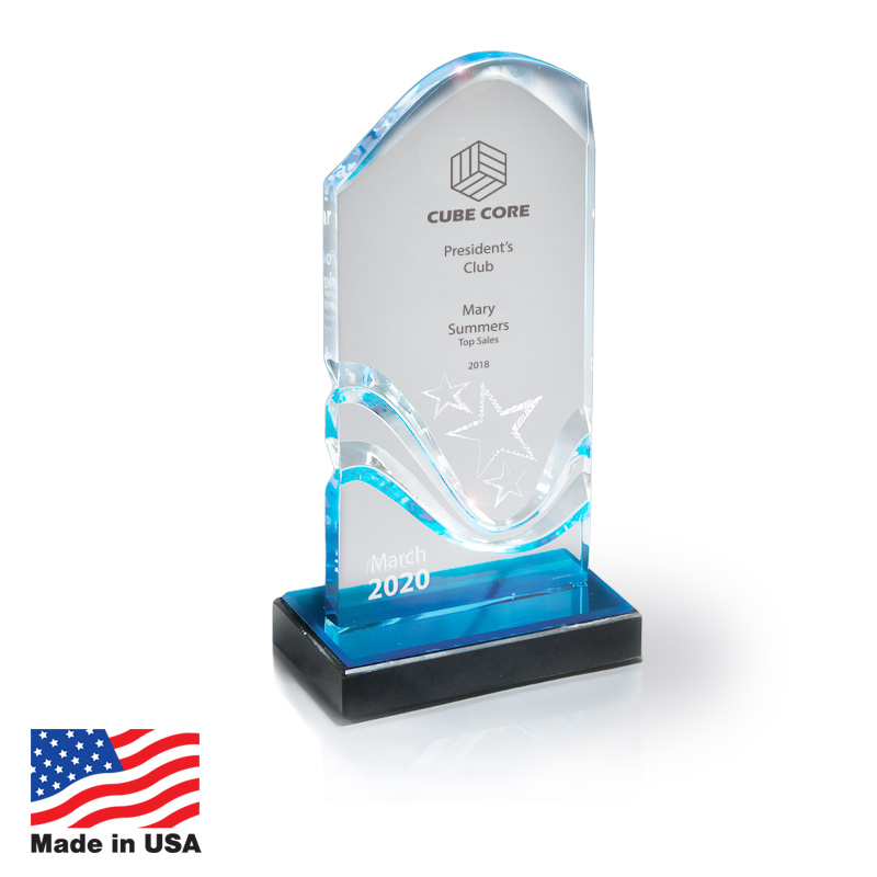 Custom Awards Made In USA