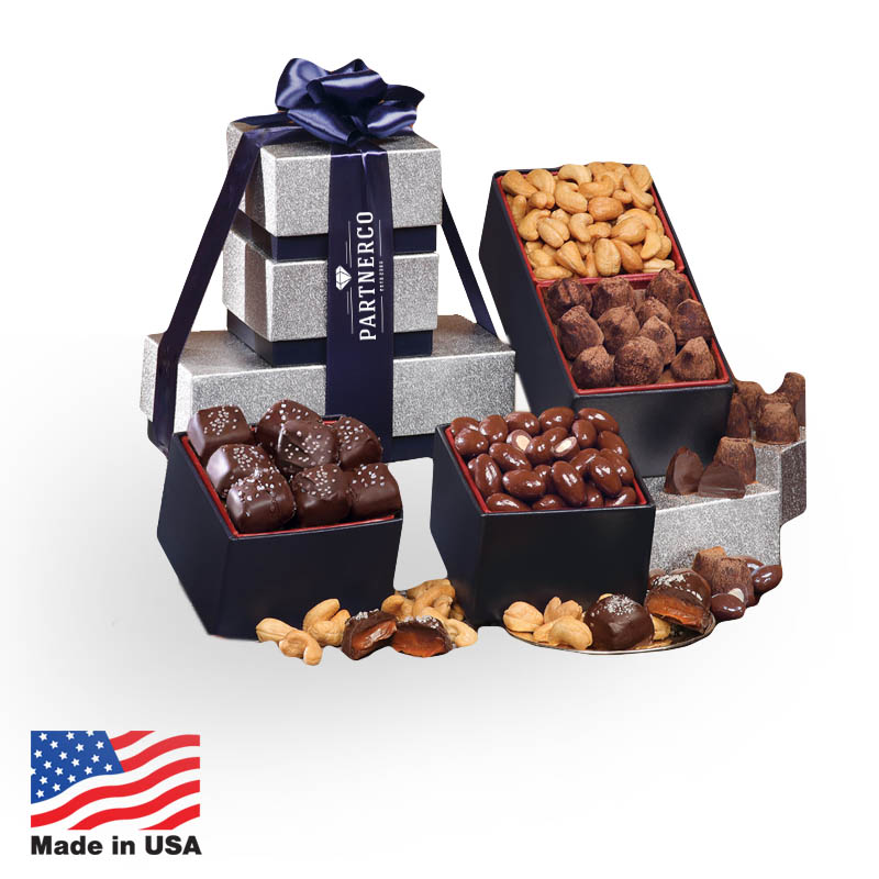 Custom Treats Towers Made In USA