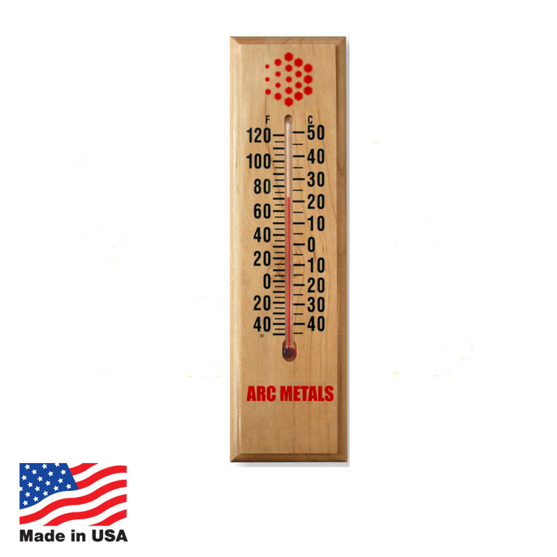 Custom Thermometers Made In USA