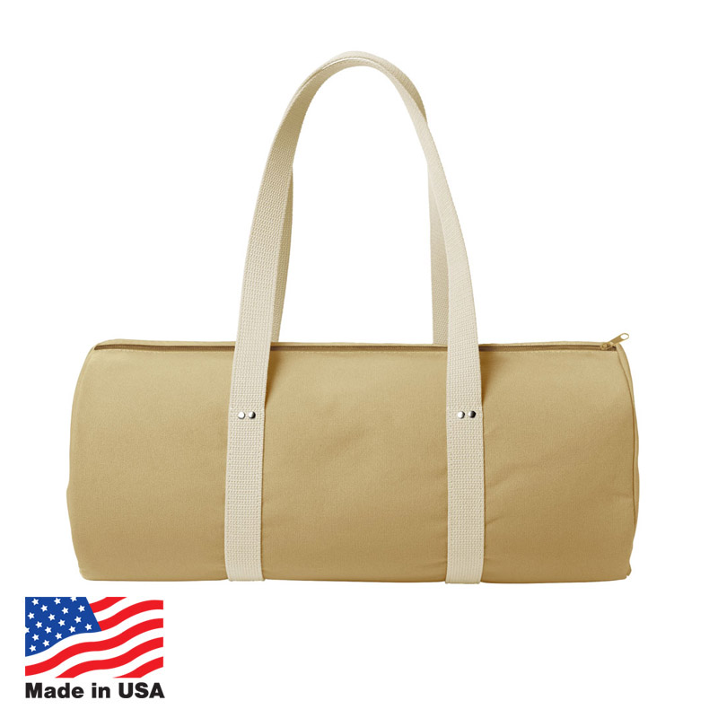 Custom Duffle Bags Made In Usa Classic 10oz