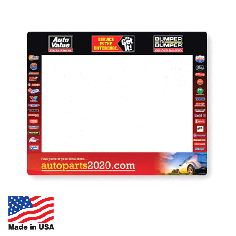 Custom Counter Mats Made In USA