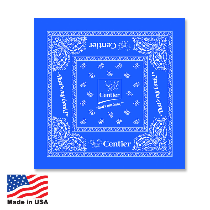 Custom Bandannas Made In USA