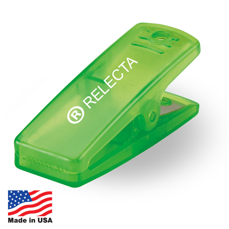 Custom Snack Clips Made In USA