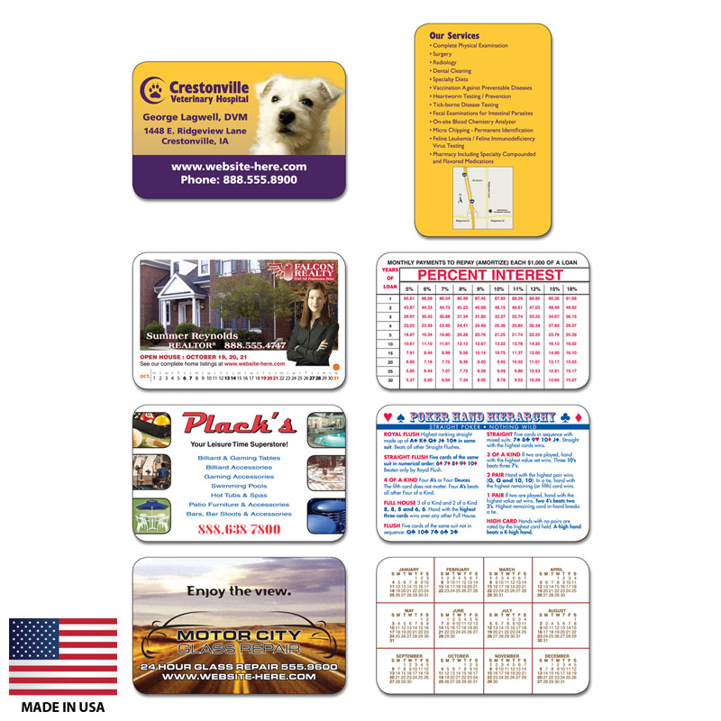 Custom Cards Made In USA