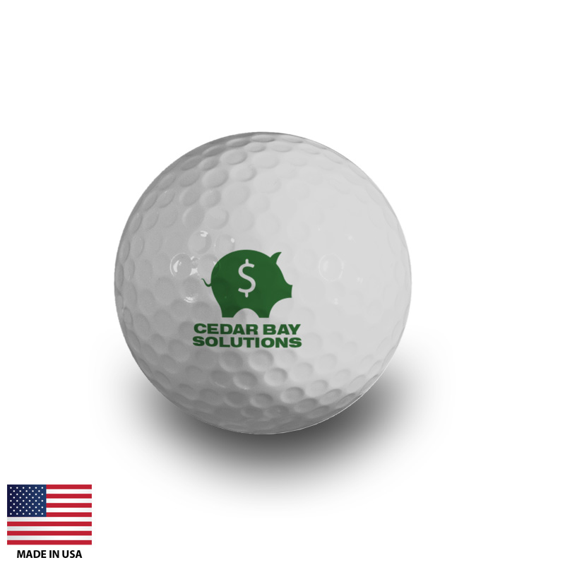 Custom Golfballs Made In USA