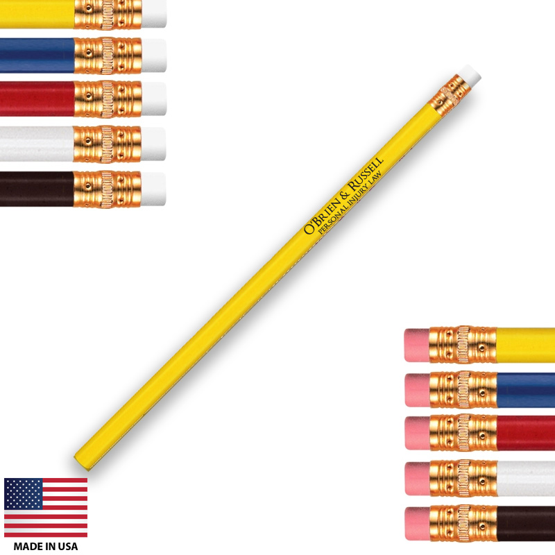 Custom Pencils Made In USA