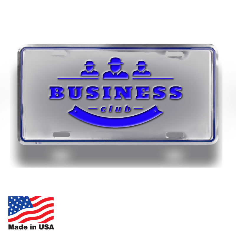 Custom License Plates Made In USA