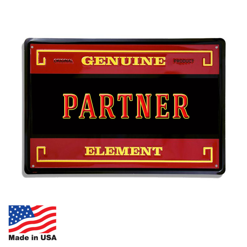 Custom Aluminum Signs Made In USA