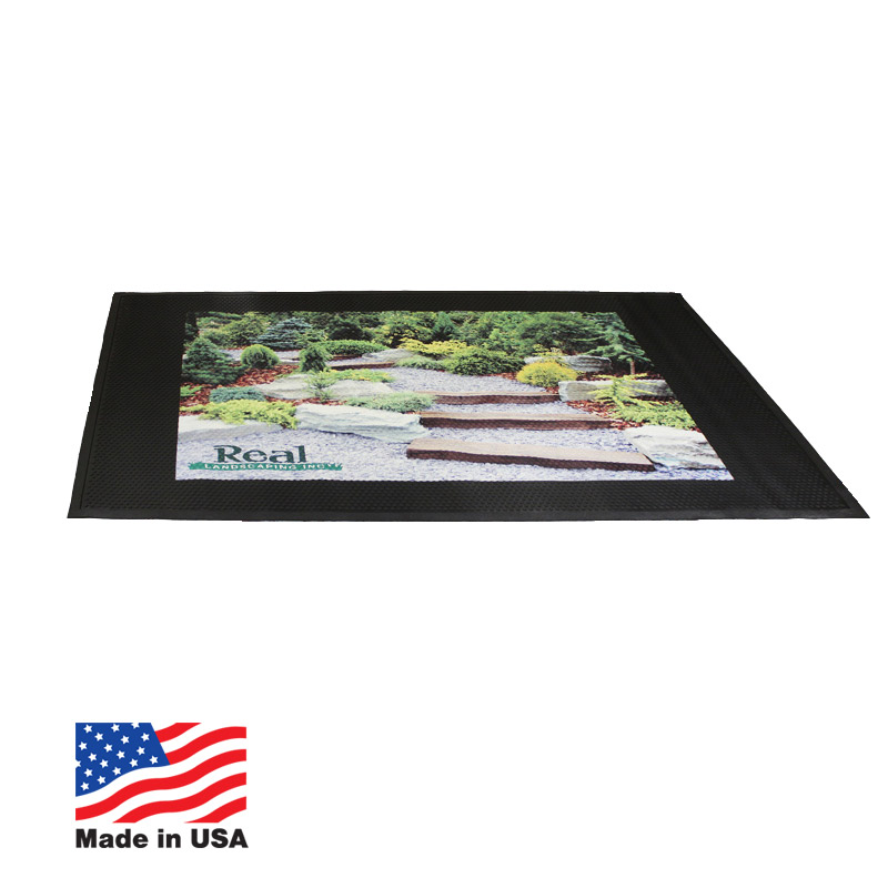 Custom Logo Mats Made In USA