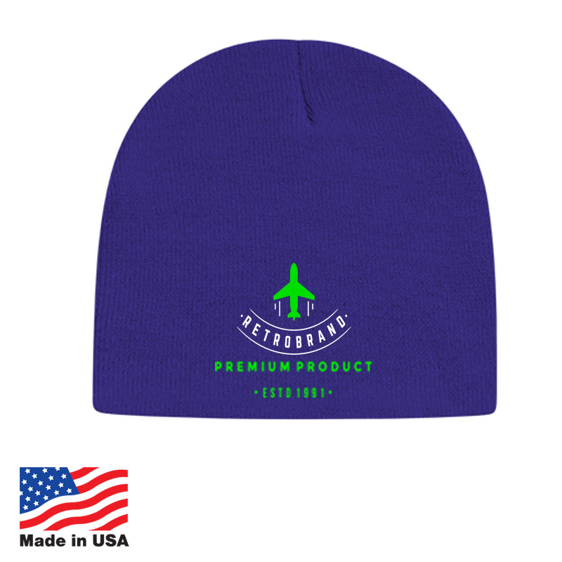 Custom Knit Hats Made In USA