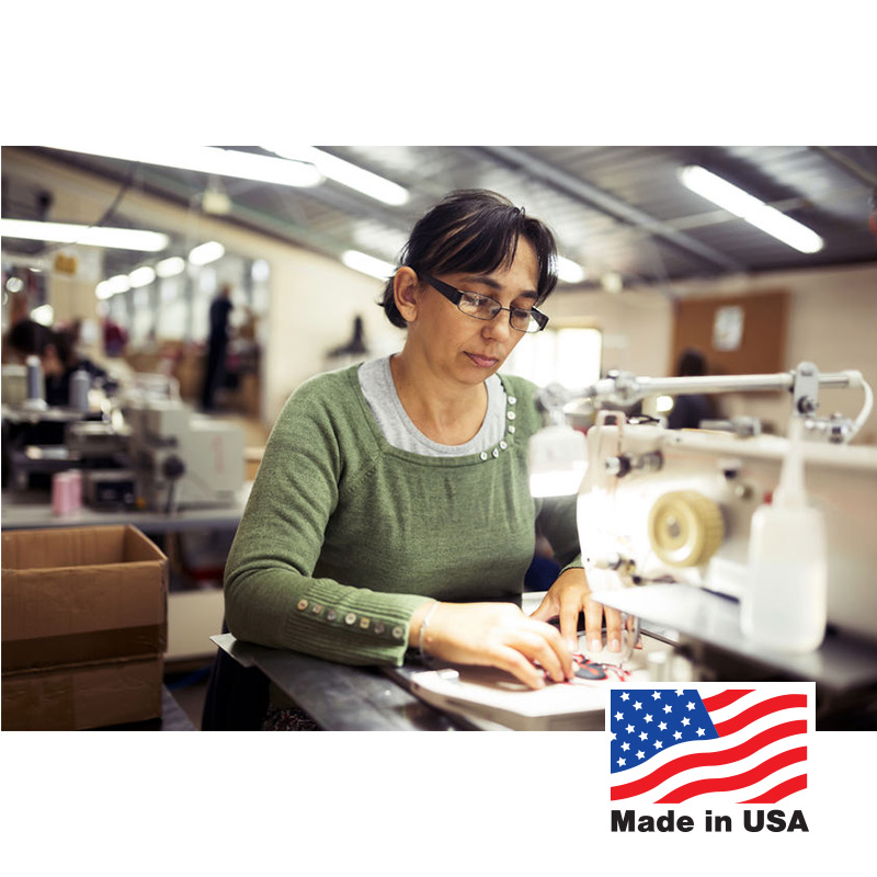 Made in America Point-USA Flag CUSTOM Sport Shirts